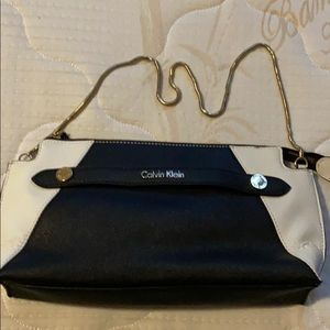 CK Purses white and black -casual